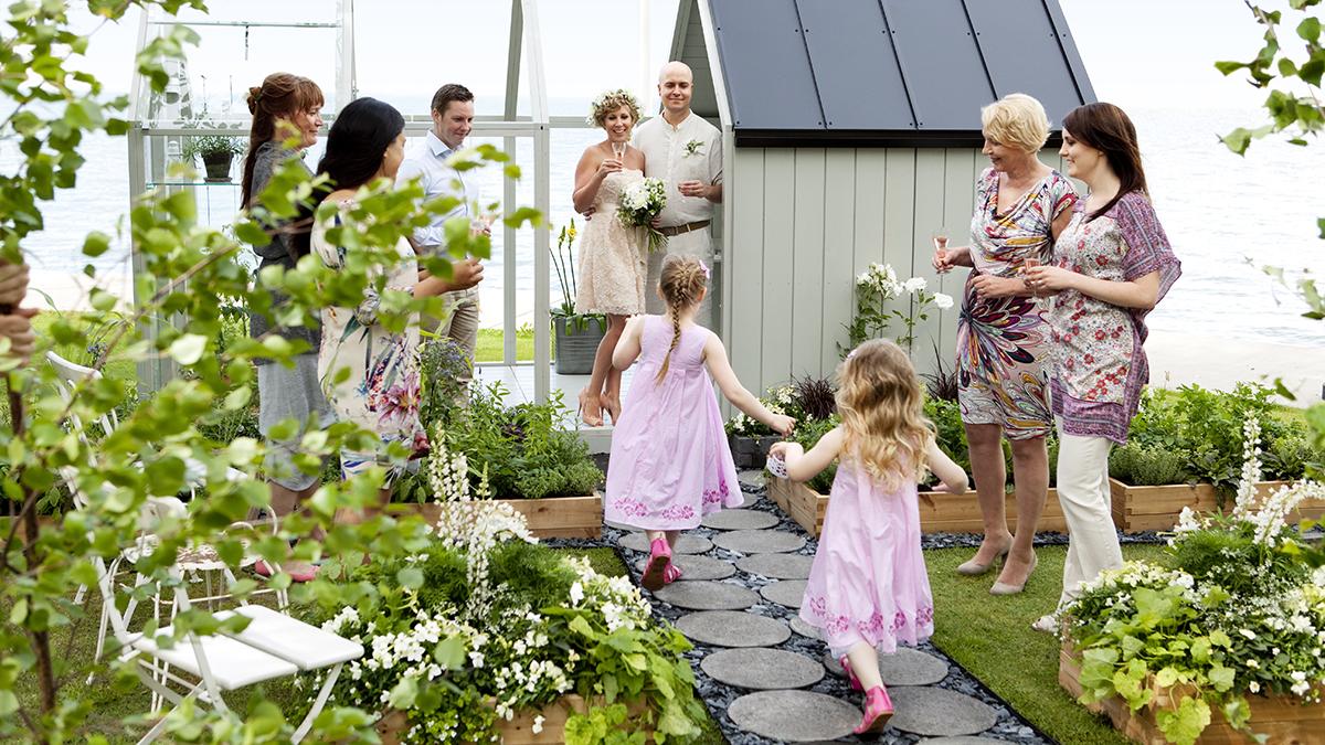 Praktiska råd inför bröllopsfesten