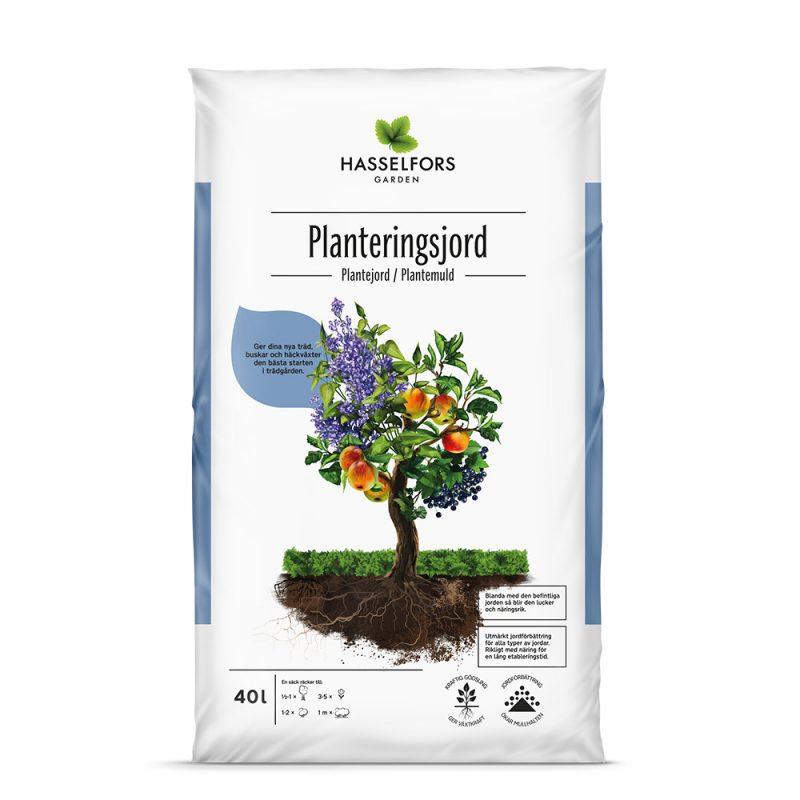 Planteringsjord