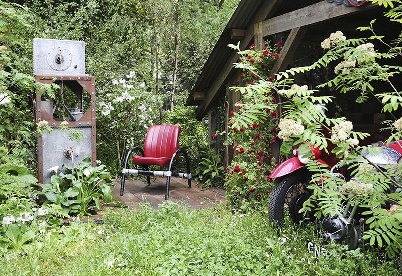Inspiration till en naturligt vacker grön tillväxt