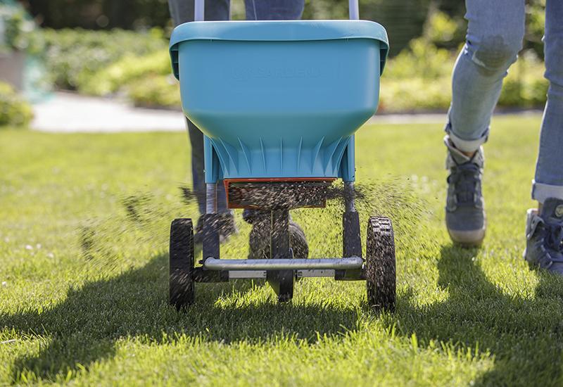 Tips till dig som ska gödsla gräsmattan