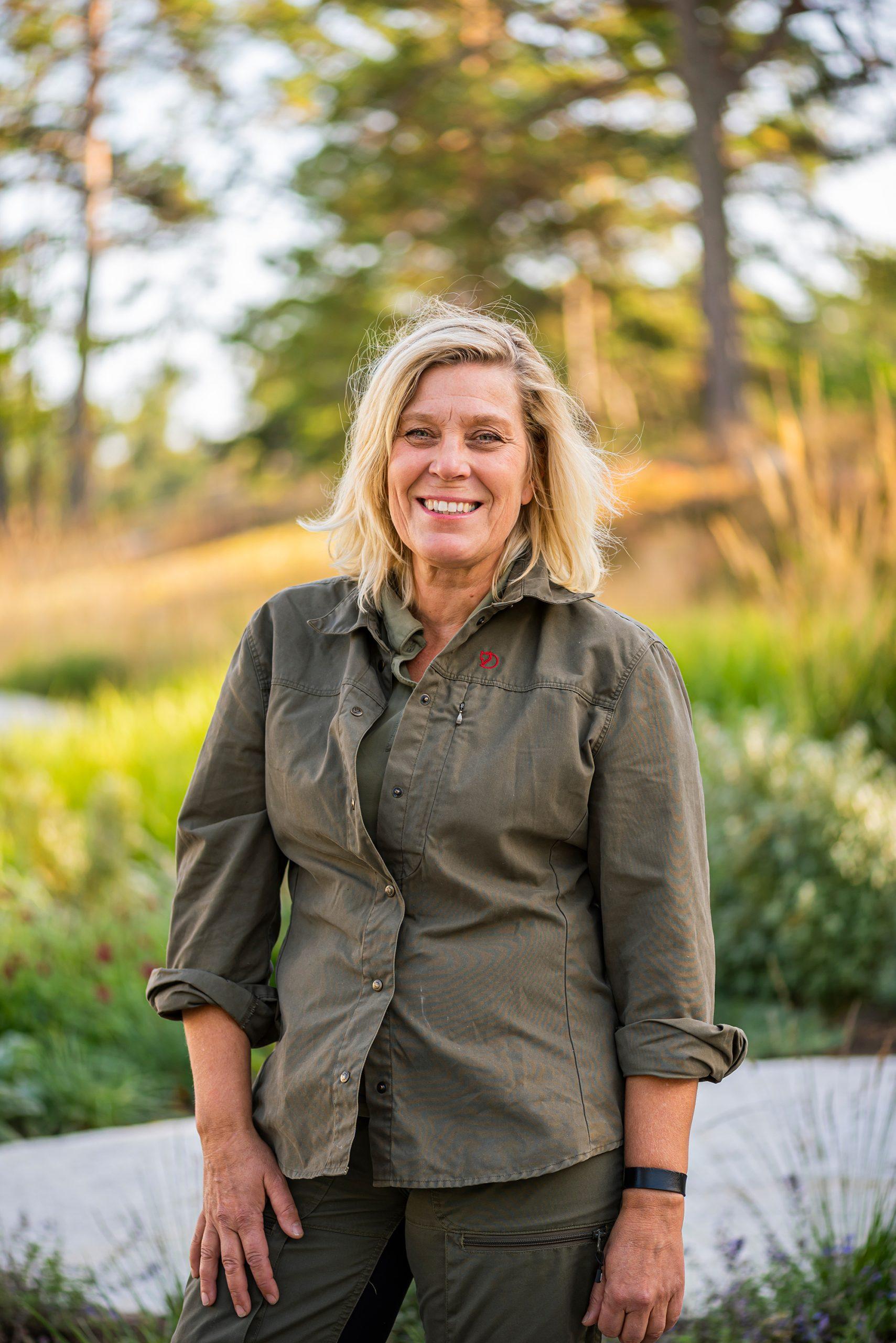 Carina Johansson Trädgårdsanläggare Sommarbo Trädgård